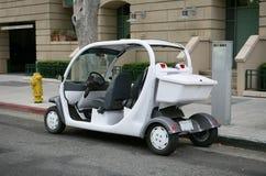 Carro elétrico Imagem de Stock