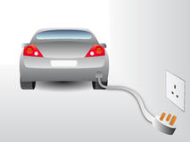 Carro elétrico Imagens de Stock
