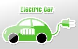Carro eletrônico Fotografia de Stock