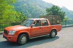 Carro especial Imagens de Stock Royalty Free