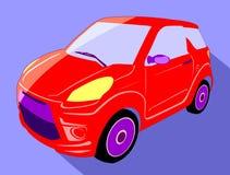 Carro esperto da cidade Foto de Stock