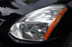 Carro Front Light Fotografia de Stock Royalty Free