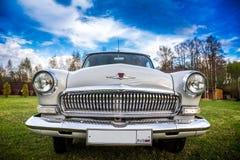 Carro GAZ M21 Volga do vintage Fotografia de Stock Royalty Free