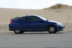 Carro híbrido Fotografia de Stock