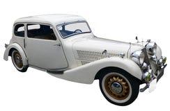 Carro histórico Fotos de Stock Royalty Free