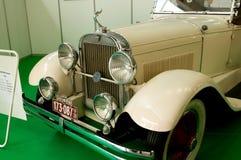 Carro HUDSTON seis super do vintage - vista da parte dianteira Foto de Stock Royalty Free