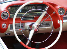 Carro ideal americano Foto de Stock Royalty Free