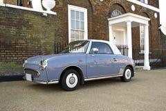 Carro inglês do vintage Foto de Stock Royalty Free