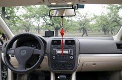 Carro interno Fotografia de Stock Royalty Free