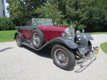 Carro lassic Mercedes do ¡ de Ð 15/70/100 de 1926 fotos de stock royalty free