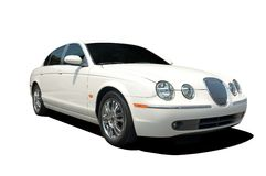 Carro luxuoso Imagem de Stock