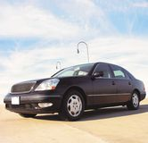 Carro luxuoso de Lexus Imagens de Stock