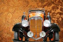 Carro luxuoso do vintage Imagem de Stock Royalty Free