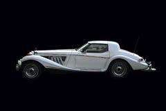 Carro luxuoso retro Foto de Stock Royalty Free