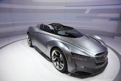 Carro Mirray do conceito de Chevrolet Foto de Stock