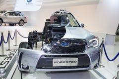 Carro modelo Imagens de Stock
