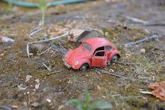Carro modelo Imagem de Stock Royalty Free