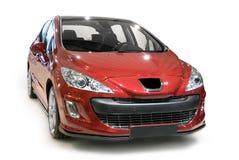 Carro modelo novo Imagem de Stock