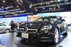 Carro moderno Fotos de Stock Royalty Free