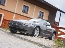 Carro moderno Fotografia de Stock Royalty Free