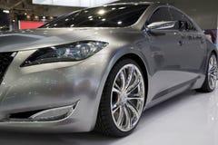 Carro moderno Imagem de Stock