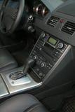 Carro moderno novo Imagens de Stock Royalty Free