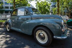 Carro Morris Minor do Subcompact 1000, 1960 Fotografia de Stock