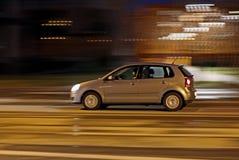 Carro movente rápido Fotos de Stock