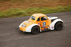 Carro número 33 Foto de Stock Royalty Free