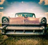 Carro obsoleto velho Imagem de Stock