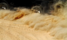 Carro Off-road Foto de Stock