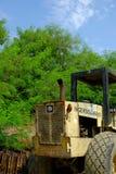 Carro oxidado Imagen de archivo libre de regalías