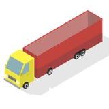 Carro para o transporte de bens Foto de Stock Royalty Free