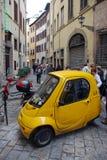 Carro pequeno Fotografia de Stock Royalty Free