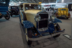 Carro pequeno Opel 1 2 litros, 1934 Fotografia de Stock