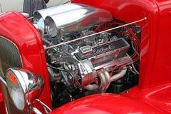 Carro personalizado vintage do baixio de ingleses Imagem de Stock Royalty Free