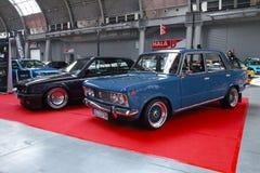 Carro polonês do clássico Fotografia de Stock