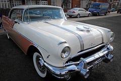 Carro principal do clássico do vintage da estrela de Pontiac Imagens de Stock Royalty Free