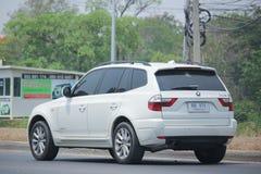 Carro privado de MPV, Kia Grand Carnival fotografia de stock