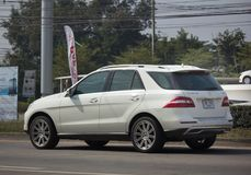 Carro privado de SUV da cidade CDI do ML 250 do Benz Imagens de Stock Royalty Free