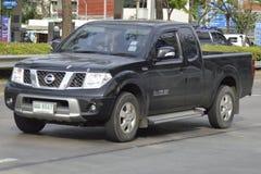 Carro privado do recolhimento, caminhão de Nissan Navara Imagens de Stock