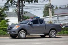 Carro privado do recolhimento, Mazda BT-50 pro Imagem de Stock
