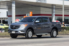 Carro privado do recolhimento, Mazda BT-50 pro Fotografia de Stock