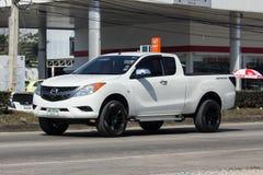 Carro privado do recolhimento, Mazda BT-50 pro Imagens de Stock