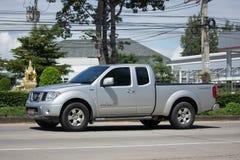 Carro privado do recolhimento, Nissan Navara Fotos de Stock Royalty Free