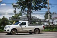 Carro privado do recolhimento, Nissan Navara Imagens de Stock