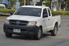 Carro privado do recolhimento, Toyota Hilux Vigo Imagem de Stock Royalty Free