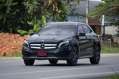 Carro privado do suv, Benz GLA250 Imagem de Stock