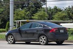 Carro privado, carro S60 do sedan de Volvo Imagem de Stock
