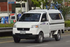 Carro privado Suzuki Carry do recolhimento Foto de Stock
